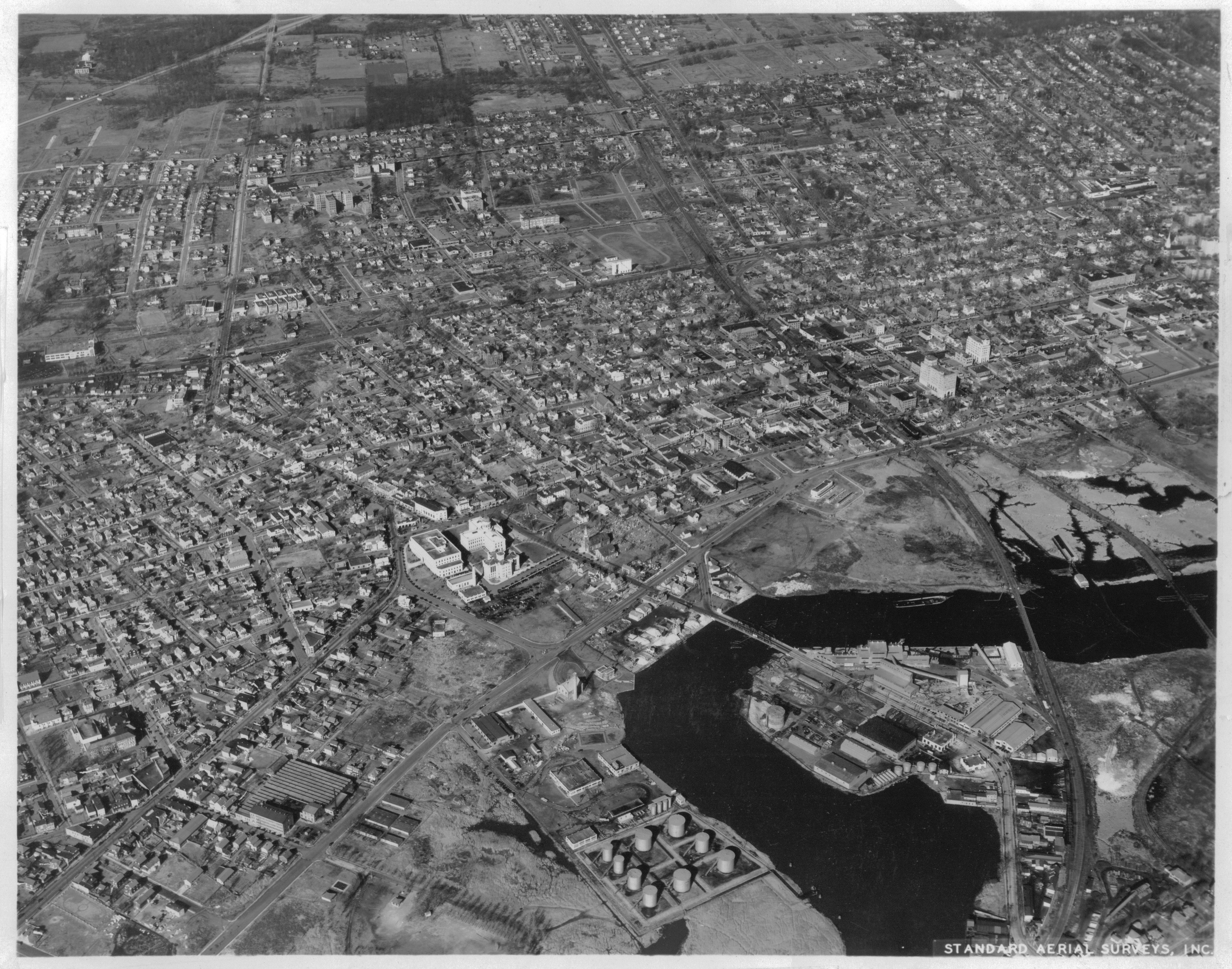 Historic Resouces - High resolution aerial maps